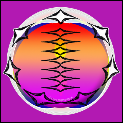 Here is an image of the chakra system within each of us as embodied spirits on earth, and how each chakra higher up provides a new awareness horizon to honor.